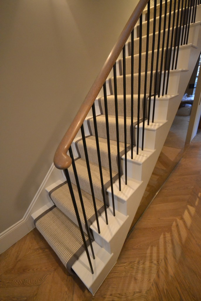 Continuous Handrail Carpentry For London Hammersmith